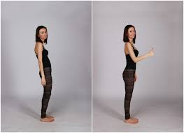 Women's Posture and Lower Back Pain