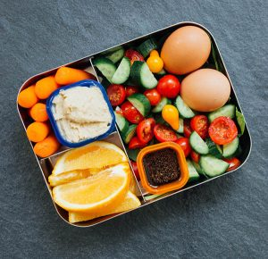 Portion Container Recipe
