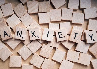 How to Live With Anxiety.. Or Do You Have To?